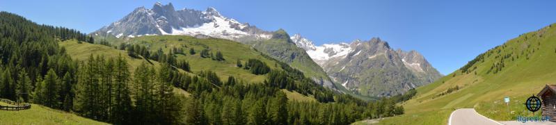 Mont Dolent 3820m (07.08.16)